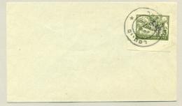 Israel / Palestina  - Overprinted Interimstamp On Cover - Not Sent - Palestina
