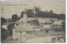 Langoiran-Le Vieux Château (Très Légère Corne D'angle Haut à Droite,voir Scan)-(CPA) - Autres Communes