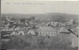 PRv979: Lobbes - Vue Prise De L´Eglise Vers Le Sambre Dejardin : Verstuurd Uit : LOBBES 1910 > Arlon. - Lobbes