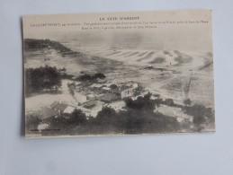 Carte Postale Ancienne : CAP FERRET : Vue Générale Panoramique Prise Du Haut Du Phare, Débarcadère De Chez Belisaire - Frankreich