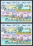 South Vietnam Viet Nam MNH Airmail Stamps 1972 - Viêt-Nam