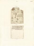 Codice Atlantico - Eliotipia - Stampa Originale Del 1894-1904 - Altre Collezioni
