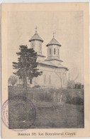 Romania - Gaesti - Biserica Sft. Ioan Botezatorul - Colectura 5 Lei - Rumania