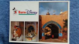 CPM DISNEY EURODISNEY ADVENTURELAND MICKEY - Disneyland