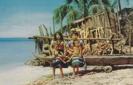 PANAMA--indias De  SAN BLAS-- Voir 2 Scans - Panama