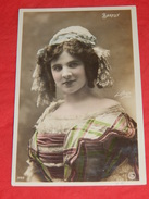 SPECTACLE - ANDREE  BARELLY , Artiste De Théâtre - Artiesten