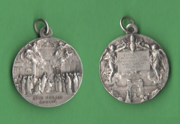 Vaticano Medaglia Giubileo 1925 - MCMXXV Pope Pio XI - Gettoni E Medaglie