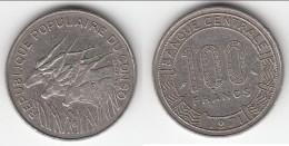 **** CONGO REPUBLIQUE - 100 FRANCS 1971 **** EN ACHAT IMMEDIAT !!! - Congo (République 1960)