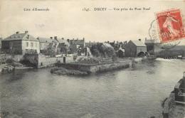 DUCEY - Vue Prise Du Pont Neuf. - Ducey