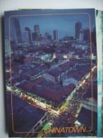 Singapore Chinatown In The Dark - Singapore