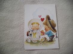 JEUNES ENFANTS ...LOVE ....SIGNE GIORDANO - Other Illustrators