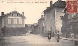 31 - HAUTE GARONNE - MAZERES SUR LE SALAT - Place Des Raisins Secs - Otros Municipios