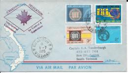 Canadian Delagation, International Comission, For Control Et Supervision - Vietnam