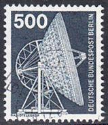 !b! BERLIN 1975 Mi. 507 USED SINGLE (e) - Industry & Technology: Radio Telescope - [5] Berlin