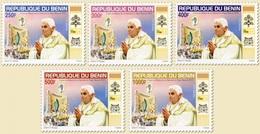 2011 - BENIN - VISITA DEL PAPA / THE VISIT OF POPE. MNH - Benin – Dahomey (1960-...)