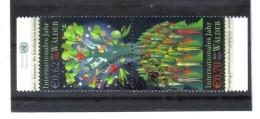 GUT1235 UNO WIEN 2011  MICHL  736/37 JAHR Der WÄLDER  Used / Gestempelt - Wien - Internationales Zentrum