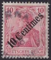 Deutsch  Turkei       .     Michel    49           .     O       .           Gebraucht - Deutsche Post In Der Türkei