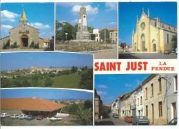 SAINT JUST LA PENDUE - - France