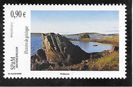 TIMBRE NEUF DE SAINT PIERRE ET MIQUELON DE 2013 - St.Pierre & Miquelon