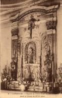 610Gc 54 Liverdun Chapelle N. D. Du Bel Amour Autel Et Statue - Liverdun