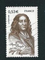 N° 3901 Pierre Bayle  écrivain Et Philosophe   Oblitéré  2006 - France