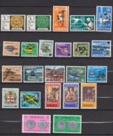 Jamaïque - Jamaica 1969  Année  Complète  *** MNH (sauf Série Courante C-day  * MLH) - Jamaique (1962-...)