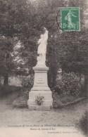 COMMUNAUTE SAINTE MARIE DE TORFOU -49- STATUE DE JEANNE D'ARC - France