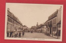 Bouxwiller  --  Grande Rue - Bouxwiller