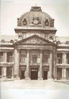 ECOLE MILTAIRE PARIS 7 PAVILLON CENTRAL FACADE SUR LA COUR D HONNEUR ECOLE DE GUERRE ARCHITECTE 1911 CHAMP DE MARS - Architectuur