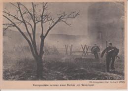 A5 Russia Russie USSR URSS Deutsches Reich 1943 Propagandakarte Sewastopol Sevastopol Krim Crimea