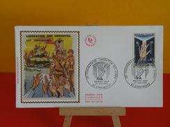 FDC - Anniversaire De La Libération Des Déportés - 67 Strasbourg - 27.6.1970 - 1er Jour - Coté 2 € - 1970-1979
