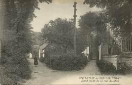 E-16 1291 : SASSETOT LE MAUCONDUIT ROND POINT DE LA RUE SOMBRE - France