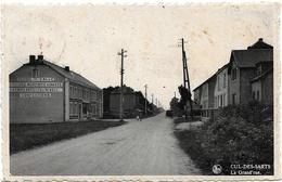 Cul-des-Sarts NA3: La Grand'rue 1945 - Cul-des-Sarts