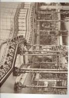 L ARCHITECTE 1911 NOUVEAUX MAGASINS DU PRINTEMPS GRAND HALL ETAGE SUPERIEUR BOULEVARD HAUSSMANN PARIS 9 - Architecture