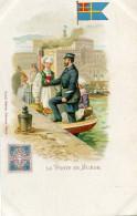 TIMBRE(SUEDE) - Briefmarken (Abbildungen)