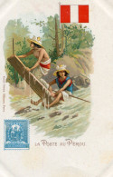 TIMBRE(PEROU) - Briefmarken (Abbildungen)