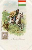 TIMBRE(HONGRIE) - Briefmarken (Abbildungen)