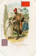 TIMBRE(MAROC) - Briefmarken (Abbildungen)