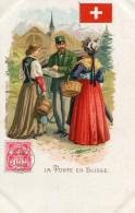 TIMBRE(SUISSE) - Briefmarken (Abbildungen)
