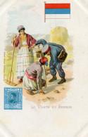 TIMBRE(SERBIE) - Briefmarken (Abbildungen)