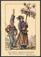 1935 Belgium Bruxelles Exposition Universelle Postcard -  Les Apprentis Chaudronniers Le Jour De La St. Gilles - Exhibitions