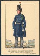 1935 Belgium Bruxelles Exposition Universelle Postcard -  Le Blesse De Septembre - Exhibitions