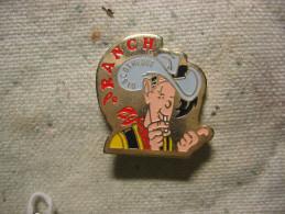 Pin´s Personnage De La BD De LUCKY LUKE. Ranch Discotheque - Comics