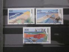 BRD Nr. 1871 - 1873 Gestempelt / Einzelmarken Block 36 - BRD