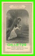 IMAGES RELIGIEUSES - MON PÈRE, S'IL EST POSSIBLE ÉLOIGNEZ CE CALICE - LES DEUX MONTAGNES - BOUMARD & FILS, ÉDIT. - - Images Religieuses