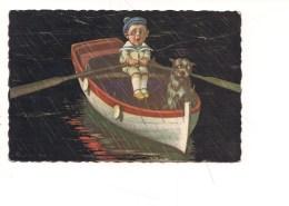 $3-4793 Illustratori Colombo Bimbi Viaggiata 1932 Fp - Colombo, E.