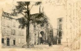 Langeac - Place De L'église - Langeac