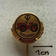Badge (Pin) ZN003278- Tractor (Traktor) Tomo Vinkovic Bjelovar - Transportation