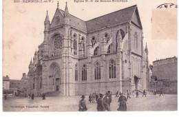 Rennes - église Notre Dame De Bonne Nouvelle - Rennes