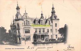 CPA CHATEAU DE HUYSSINGHEN - Beersel